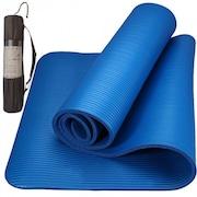 Tapete de Yoga Yang Fit Yoga Mat Pilates Ginástica com Fita -  10mm