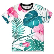 Camiseta BSC Floral...