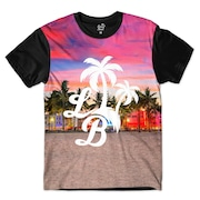570859563c687 Camiseta Long Beach LB Praia - Masculina