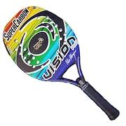 0d81916c8 Raquete de Beach Tennis Vision Super Carbon - 50 - 2018