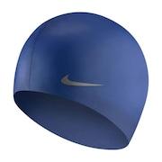 Touca de Natação Nike Solid Silicone Junior Cap f004cc86d63