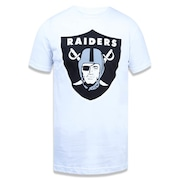 eb16472c9c5a4 Camiseta New Era NFL Oakland Raiders 24544 - Masculina