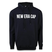 fad778bee4 Blusão de Moleton com Capuz New Era Canguru Branded 43401 - Masculino