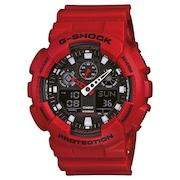 Relógio Cássio G-Shock GA-100B-4ADR - Masculino