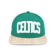 ad9804b574 Boné Aba Reta New Era 950 Original Fit NBA Boston Celtics 39083 - Snapback  - Adulto