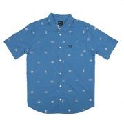 Camisa RVCA Mowgli -...