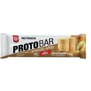 Barra Proto Bar Nutrata - Peanut Butter com Amendoim - 1 unidade - 70g
