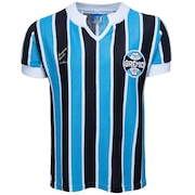 Camiseta do Grêmio Oldoni Sports Retrô 1977 - Masculina