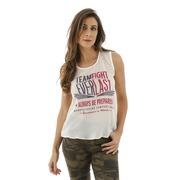 Camiseta Regata Algodão - Ofertas e Promoções Centauro fafdb65ba61