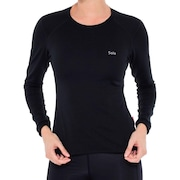 03bede0f78 Camiseta Segunda Pele Térmica Solo X-Thermo DS - Feminina