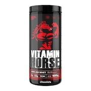 Whey Protein Vitamin Horse 100% Isolado - Chocolate - 900g
