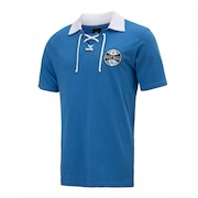 Camiseta Polo do Grêmio Retrô Gol 1922 - Masculina