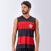Camiseta Regata Flamengo Dry Hoop