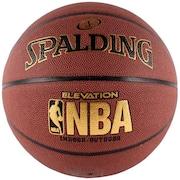 4b55cb3098025 Bola de Basquete Spalding NBA Elevation