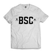 Camiseta BSC Script...