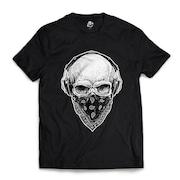 Camiseta BSC Skull...