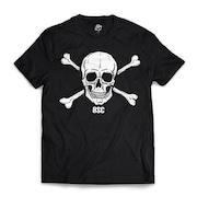 Camiseta BSC Skull -...