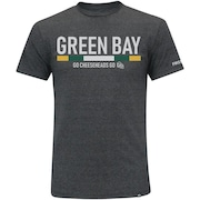 Camiseta Futebol Americano First Down Green Bay - Masculina ff7276efc86
