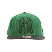 Boné NY Yankees New Era Pin Punch Snap