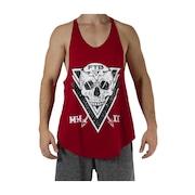3eefb34297 Camiseta Regata de Treino Fit Training Brasil Skull - Masculina