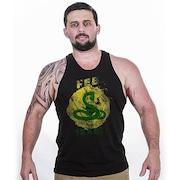 690e14b0e9 Camiseta Regata Team Six Militar FEB Força Expedicionária Brasileira -  Masculina