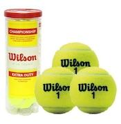 dca7af851 Bola Tênis Championship Wilson - 3 unidades
