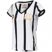 Camiseta do Corinthians Retrô Gol Away Sócrates - Feminina 4539ed9f27b52