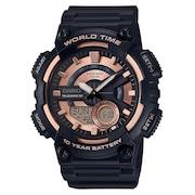 Relógio Digital Analógico Casio Standard AEQ-110W - Masculina