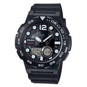 Relógio Digital Analógico Casio Standard AEQ-100W - Masculina