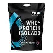 Whey Protein Isolado Dux Nutrition - Morango Pouch - 1,8Kg