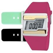 a188dfbdd89 Relógio Digital Mormaii Acquarela Colors FZVT8Q - Feminino