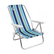 d203b8cb13be6 Cadeira de Praia Coleman Reclinável Island Listrada