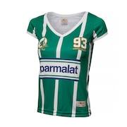 Camisa do Palmeiras Zinho Retrô Gol - Feminina