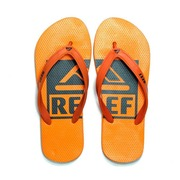 04fedae8b Chinelo Reef Switchfoot Logo Acerola Ultra Confortavel - Adulto