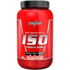 06f466938 Whey Protein ISO Premium Integralmédica - Morango - 907g