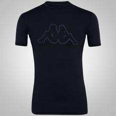 Agora 56% Desconto. Camisa de Compressão Kappa Bevilacqua - Masculina 3546d615c2a8c