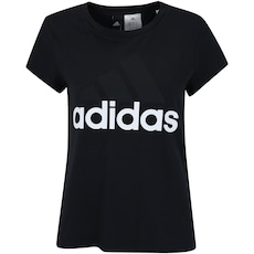cafb88c2abd Agora 17% Desconto. Camiseta adidas Essentials LI Sli - Feminina