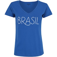 Camiseta do Brasil CI 2018 adidas - Masculina e9e036469cddd