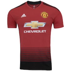 a91cb0df80 16%. Camisa Manchester United I 18/19 adidas - Masculina