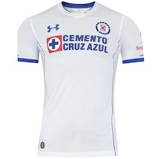 5cc88c07e6436 Camisa Cruz Azul II 17/18 Under Armour - Masculina