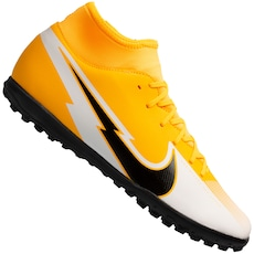 Chuteira Society Nike Mercurial Superfly 7 Club Tf - Adulto
