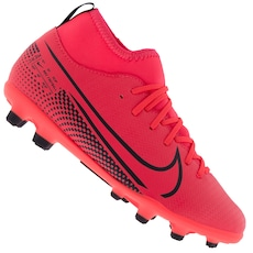 Chuteira De Campo Nike Mercurial Superfly 7 Club Fg/Mg - Infantil
