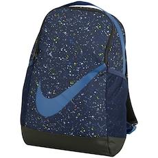 Cupom de Desconto em Mochila Nike Brasilia AOP - Infantil - 18 Litros Azul