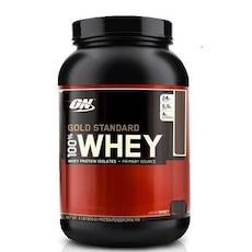 204ad351d Whey Protein Optimum Nutrition Gold Standard 100% Whey - Doce de ...