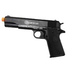 4be2d813b -20%. Pistola de Airsoft ALK Colt M1911A1 Spring 6mm 328 FPS
