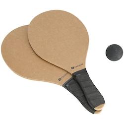 kit-de-frescobol-oxer-envernizado-com-raquete-bola