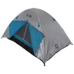 Barraca de Camping Iglu Nord Outdoor Summit - 2 Pessoas - CINZA/AZUL