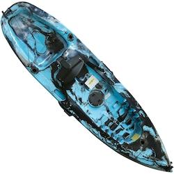 caiaque-de-pesca-com-1-remo-caiaker-fishing-azul