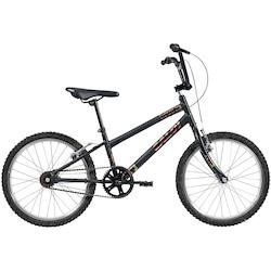 Bicicleta Caloi Expert - Aro 20 - Freios V-Brake - Infantil - Preto/Bronze
