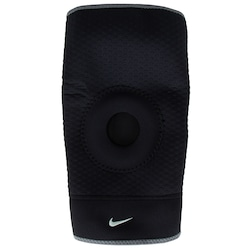 Joelheira Nike Open Patella Knee - Adulto - PRETO